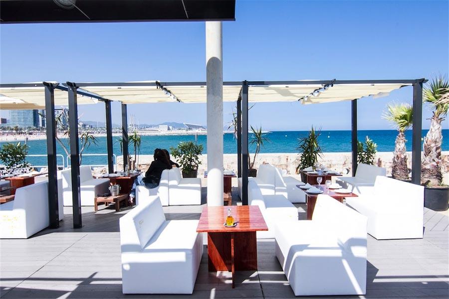 Restaurantes Con Terrazas Espectaculares Gastronomía Ocio