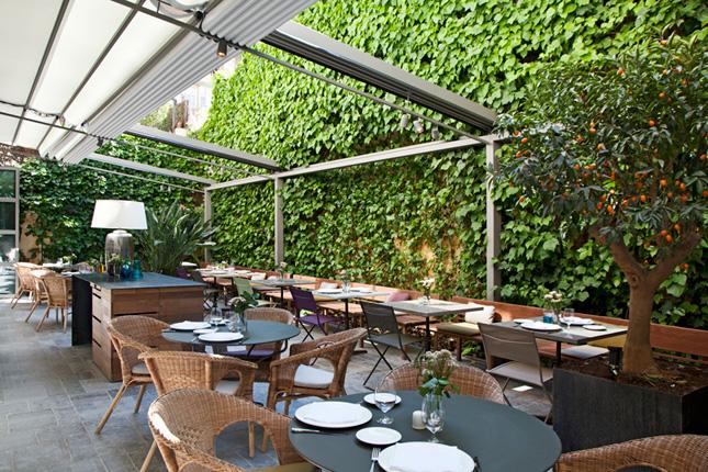 Restaurantes con terrazas espectaculares Gastronoma Ocio